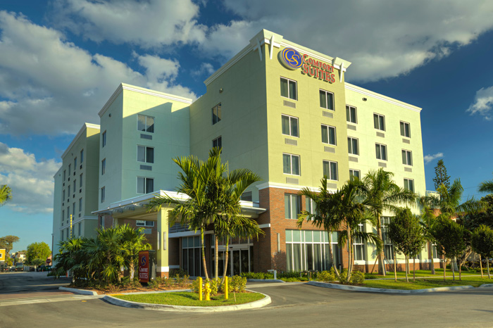 Image of Comfort Suites Miami Airport Noth Hotel